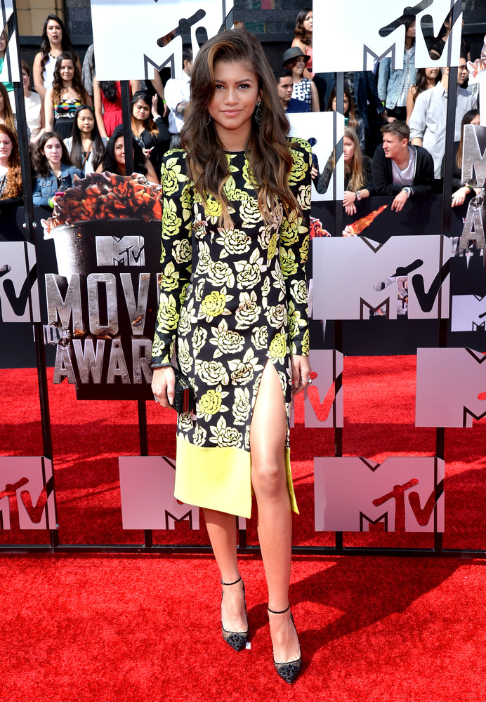 zendaya 2014 mtv movie awards