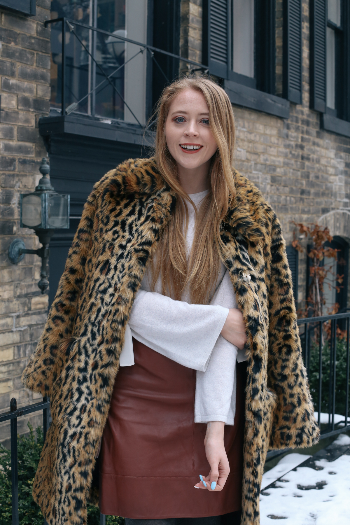 leopard and hunter boots (4 of 8)