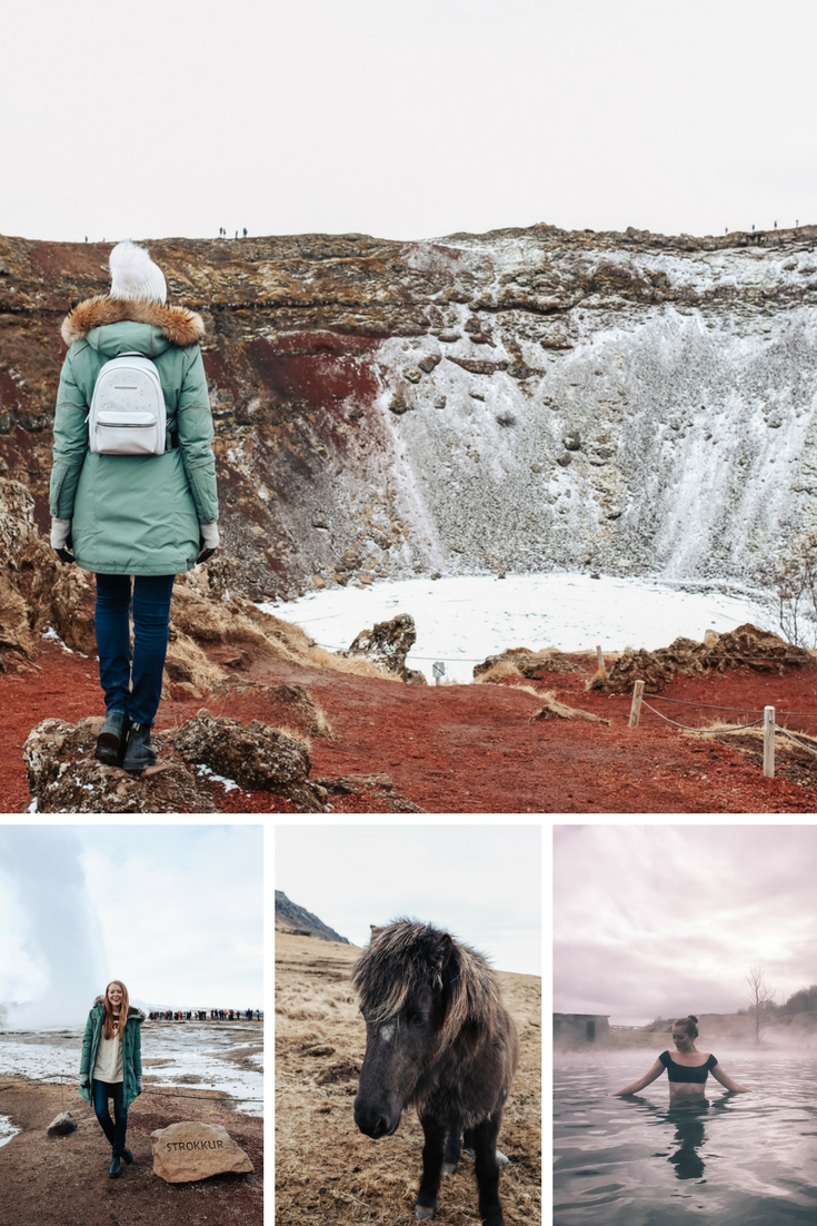 Iceland Itinerary Day 1: Golden Circle Tour